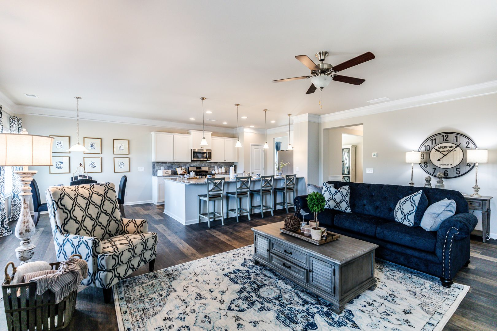 Living Area featured in The Avery By Smith Douglas Homes in Raleigh-Durham-Chapel Hill, NC