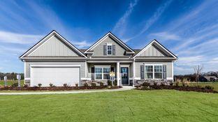 The Avery - Winston Pointe South: Clayton, North Carolina - Smith Douglas Homes