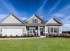 The Avery - Lexington Farms: Sanford, North Carolina - Smith Douglas Homes