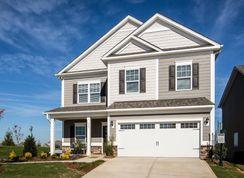 The Buffington - Winston Pointe South: Clayton, North Carolina - Smith Douglas Homes