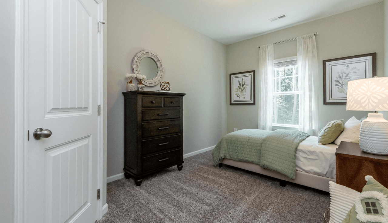 Bedroom featured in The Buffington By Smith Douglas Homes in Raleigh-Durham-Chapel Hill, NC