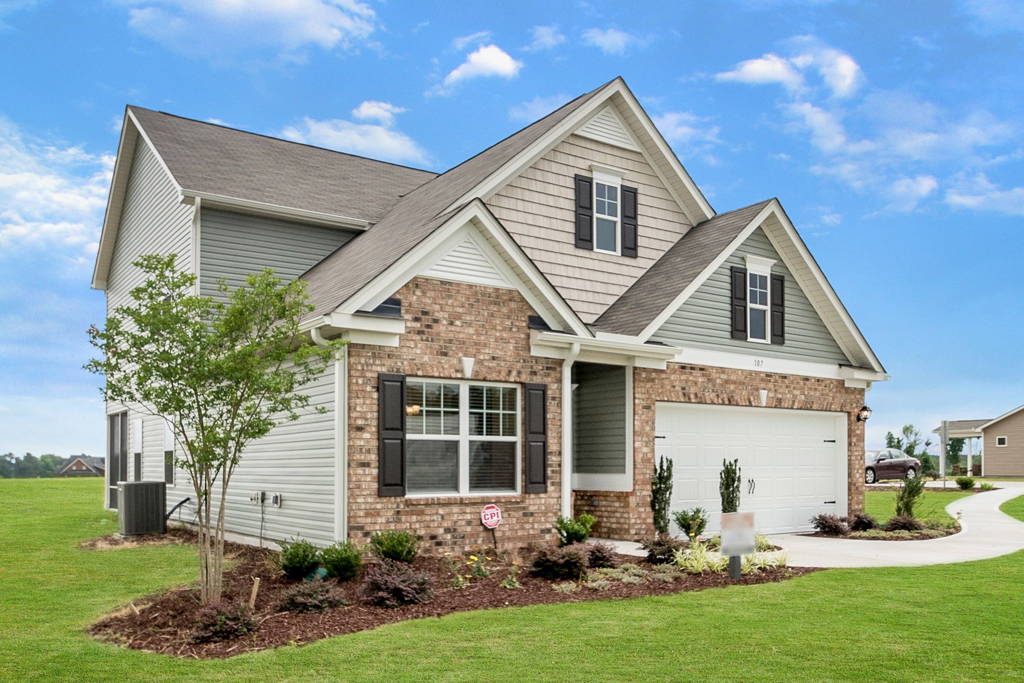 Exterior featured in The Carlyle By Smith Douglas Homes in Raleigh-Durham-Chapel Hill, NC
