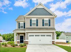 The Greenbrier - Beverly Place: Four Oaks, North Carolina - Smith Douglas Homes