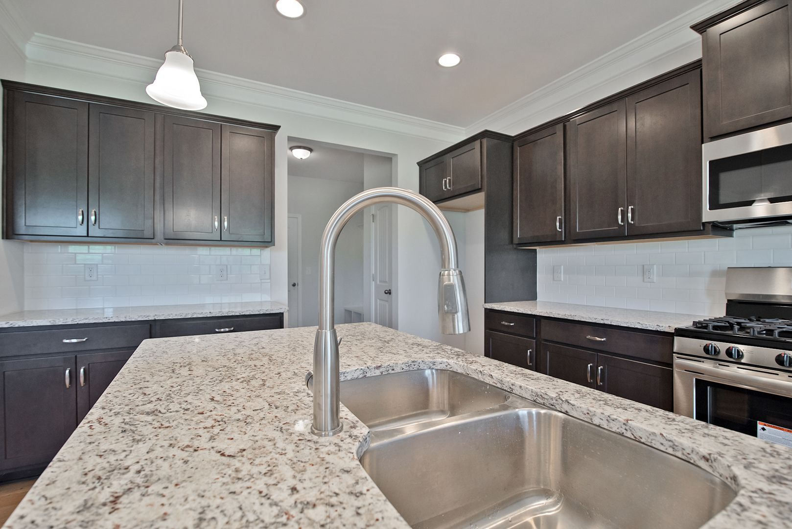 Kitchen featured in The Lancaster By Smith Douglas Homes in Raleigh-Durham-Chapel Hill, NC