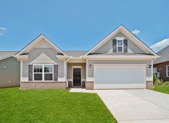 The Lanier - McKeesport: Shelbyville, Tennessee - Smith Douglas Homes