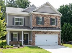 The Buffington - Crossings at Drakes Branch: Nashville, Tennessee - Smith Douglas Homes