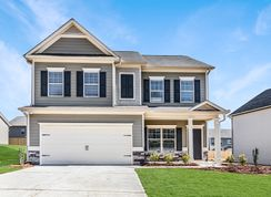 The Cochran - Kingsport Estates: Antioch, Tennessee - Smith Douglas Homes