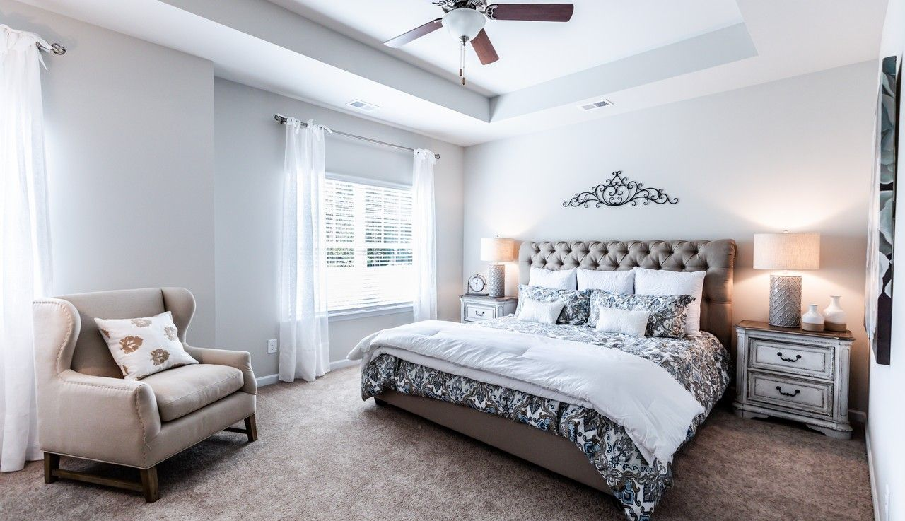 Bedroom featured in The Braselton By Smith Douglas Homes in Nashville, TN