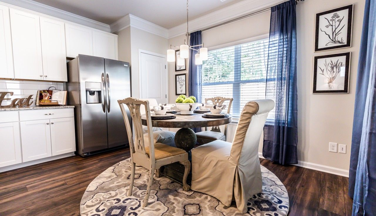 Kitchen featured in The Braselton By Smith Douglas Homes in Nashville, TN