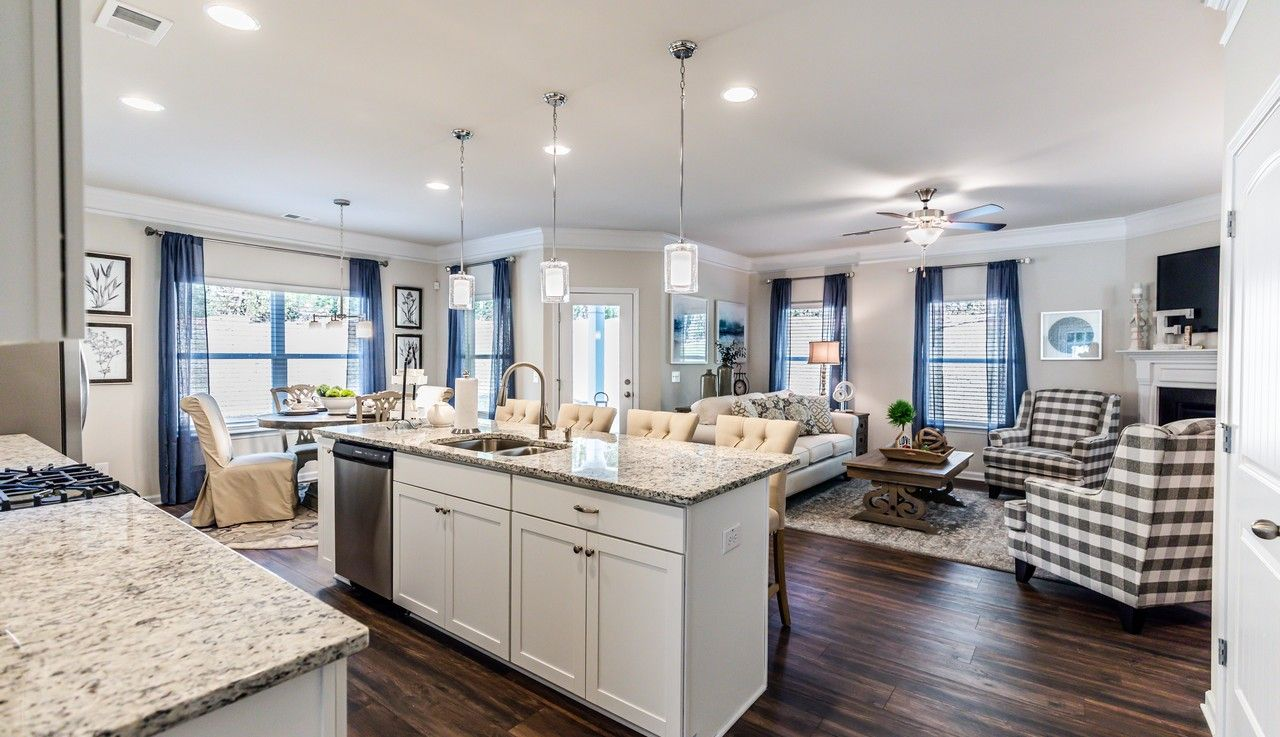 Living Area featured in The Braselton By Smith Douglas Homes in Nashville, TN