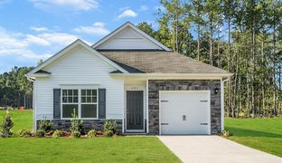 The Reynolds - East Hampton: Clayton, North Carolina - Smith Douglas Homes