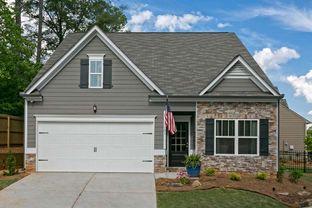 The Addison - Nichols Vale: Mount Juliet, Tennessee - Smith Douglas Homes