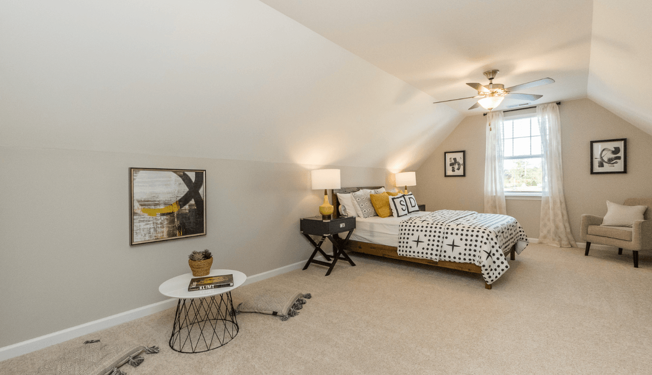 Bedroom featured in The Bayfield By Smith Douglas Homes in Goldsboro, NC