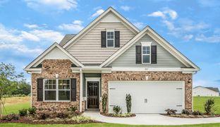 The Carlyle - Legacy Farm: Fuquay Varina, North Carolina - Smith Douglas Homes