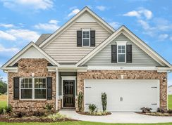 The Carlyle - Beverly Place: Four Oaks, North Carolina - Smith Douglas Homes