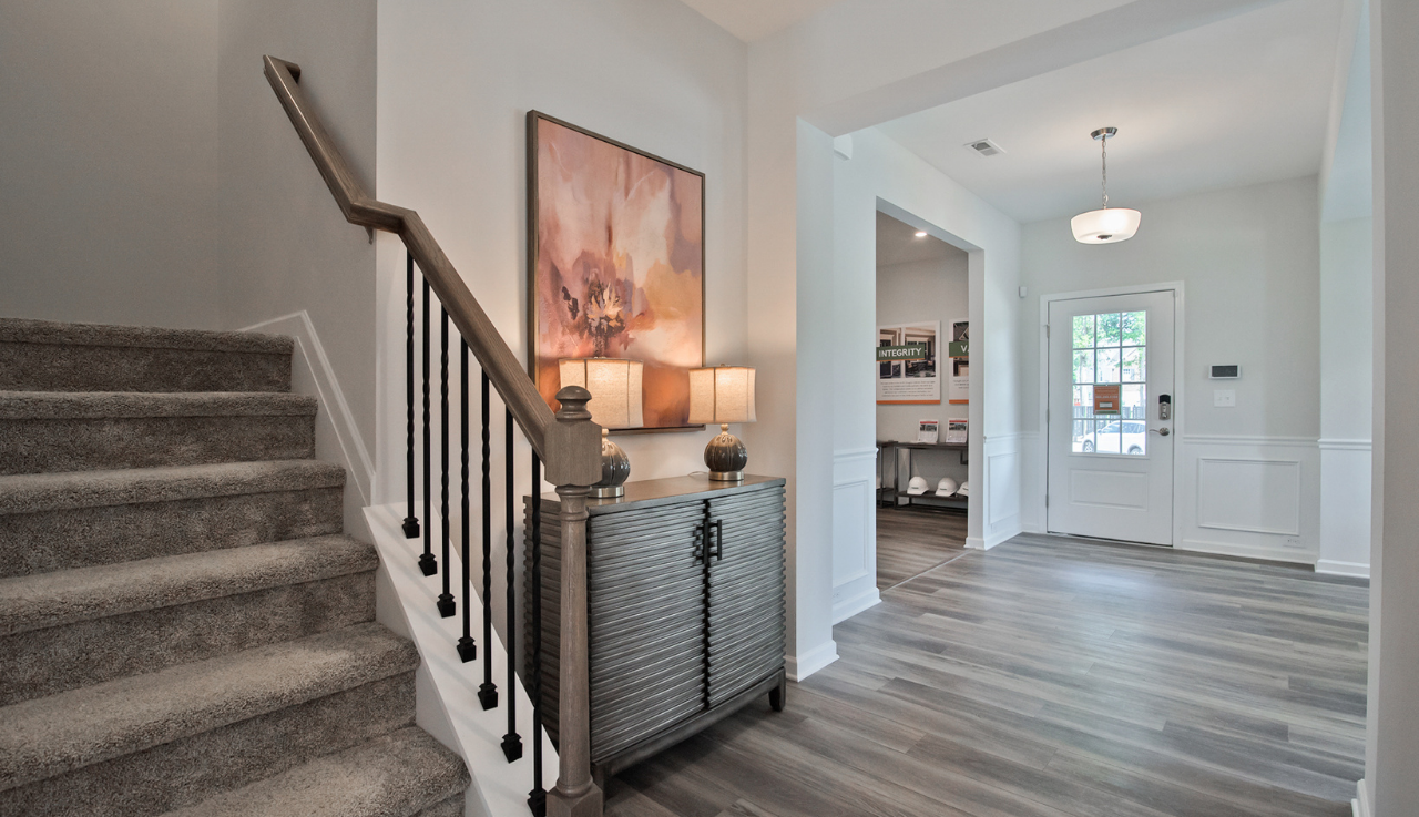 Living Area featured in The Madison By Smith Douglas Homes in Raleigh-Durham-Chapel Hill, NC
