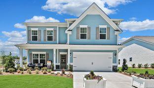 The Madison - Legacy Farm: Fuquay Varina, North Carolina - Smith Douglas Homes