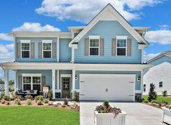 The Madison - Lexington Farms: Sanford, North Carolina - Smith Douglas Homes