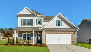 The Palmer - Winston Pointe South: Clayton, North Carolina - Smith Douglas Homes