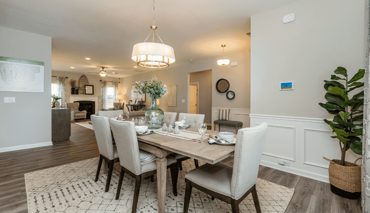 Living Area featured in The Vinings By Smith Douglas Homes in Raleigh-Durham-Chapel Hill, NC