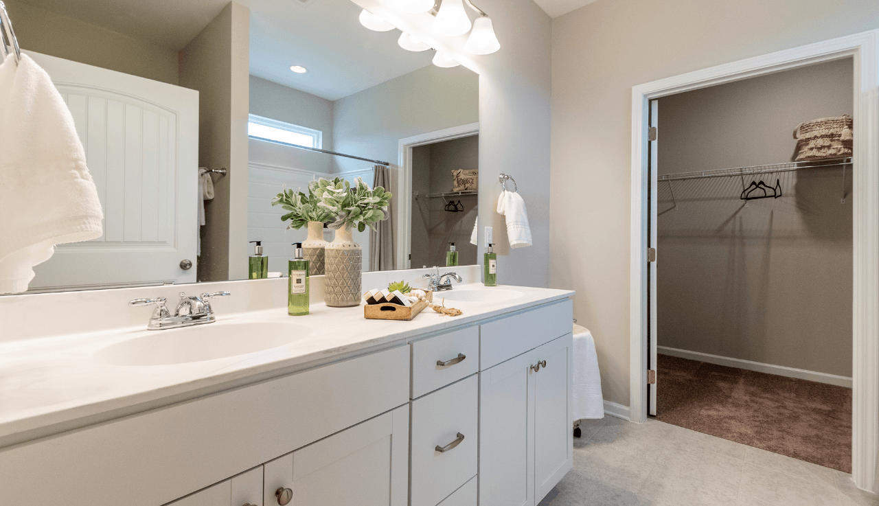 Bathroom featured in The Vinings By Smith Douglas Homes in Raleigh-Durham-Chapel Hill, NC