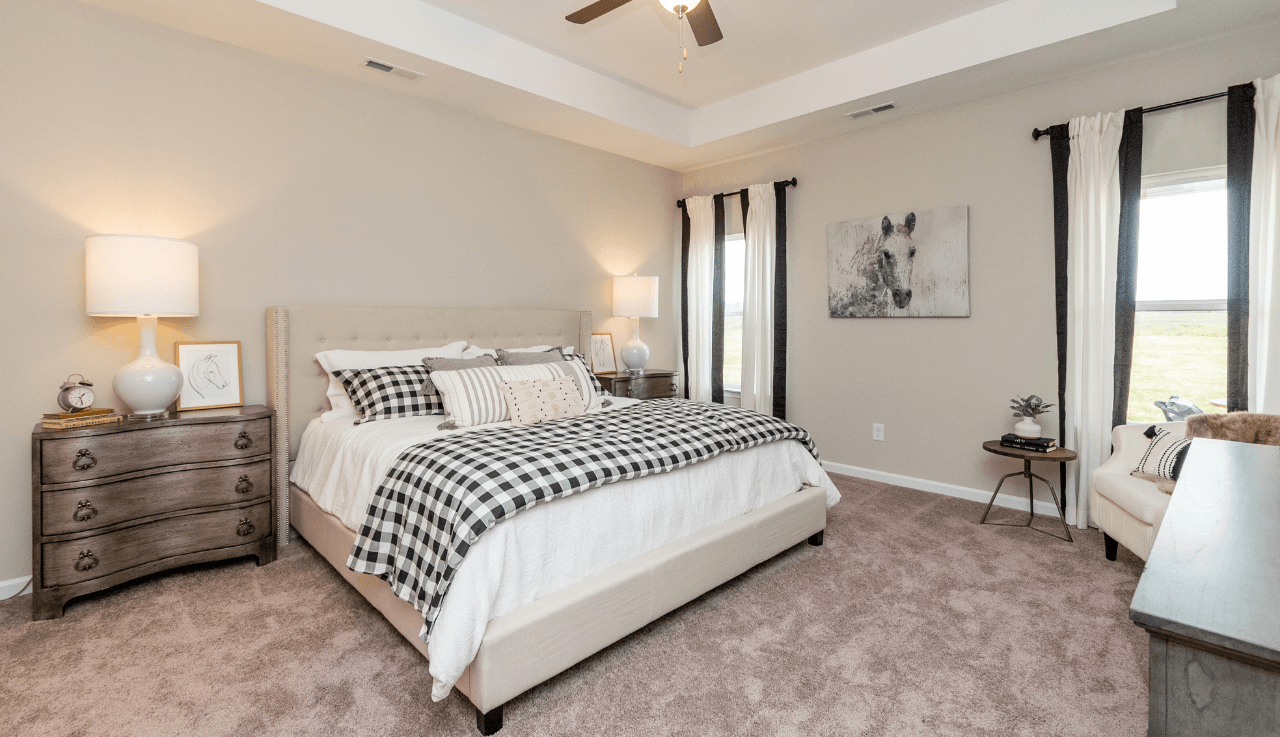 Bedroom featured in The Vinings By Smith Douglas Homes in Raleigh-Durham-Chapel Hill, NC