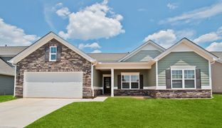 The Lancaster - Beverly Place: Four Oaks, North Carolina - Smith Douglas Homes