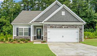 The Telfair - Legacy Farm: Fuquay Varina, North Carolina - Smith Douglas Homes
