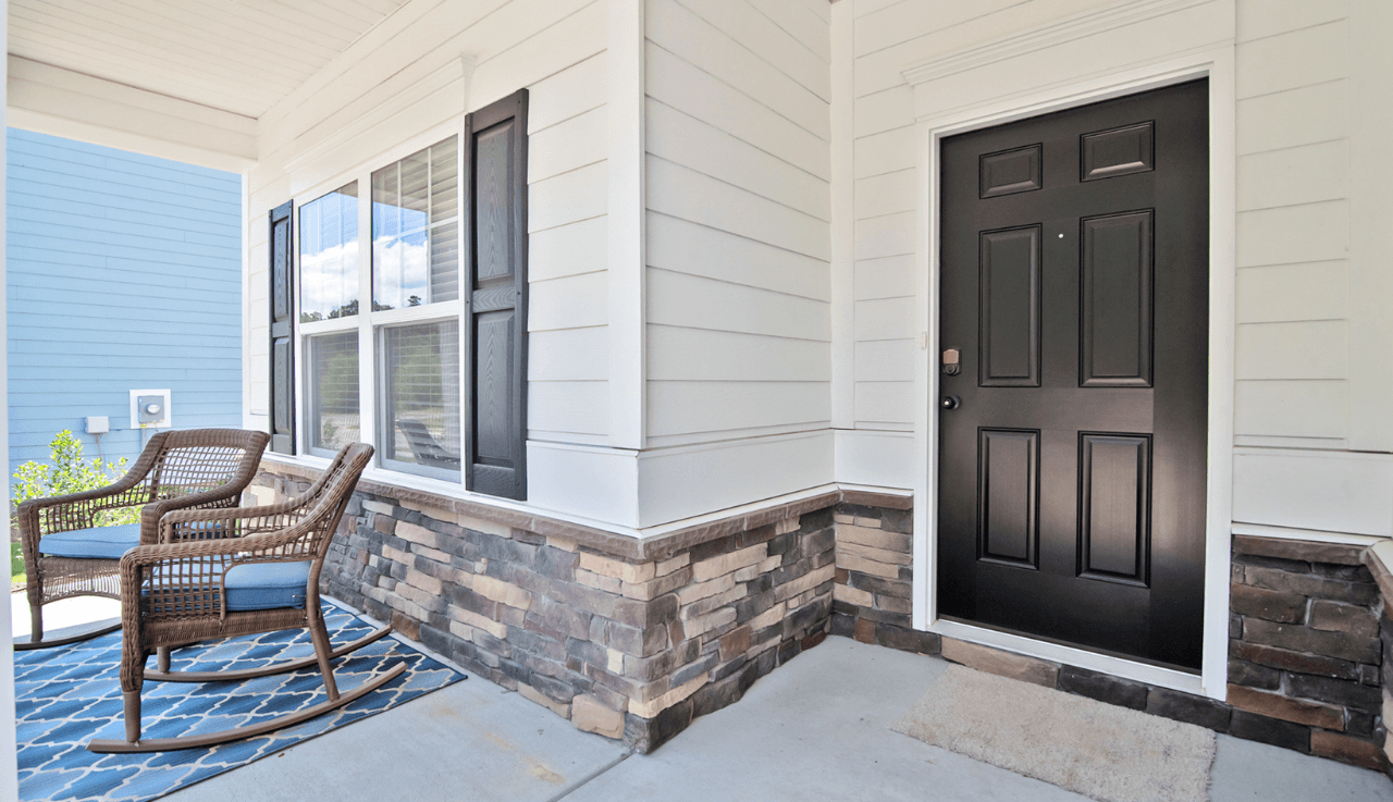 Exterior featured in The Telfair By Smith Douglas Homes in Raleigh-Durham-Chapel Hill, NC