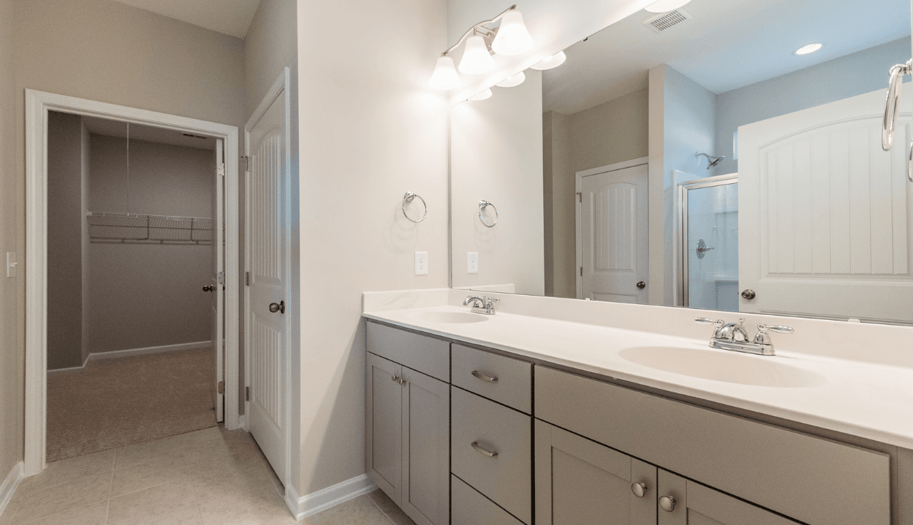 Bathroom featured in The Lanier By Smith Douglas Homes in Raleigh-Durham-Chapel Hill, NC