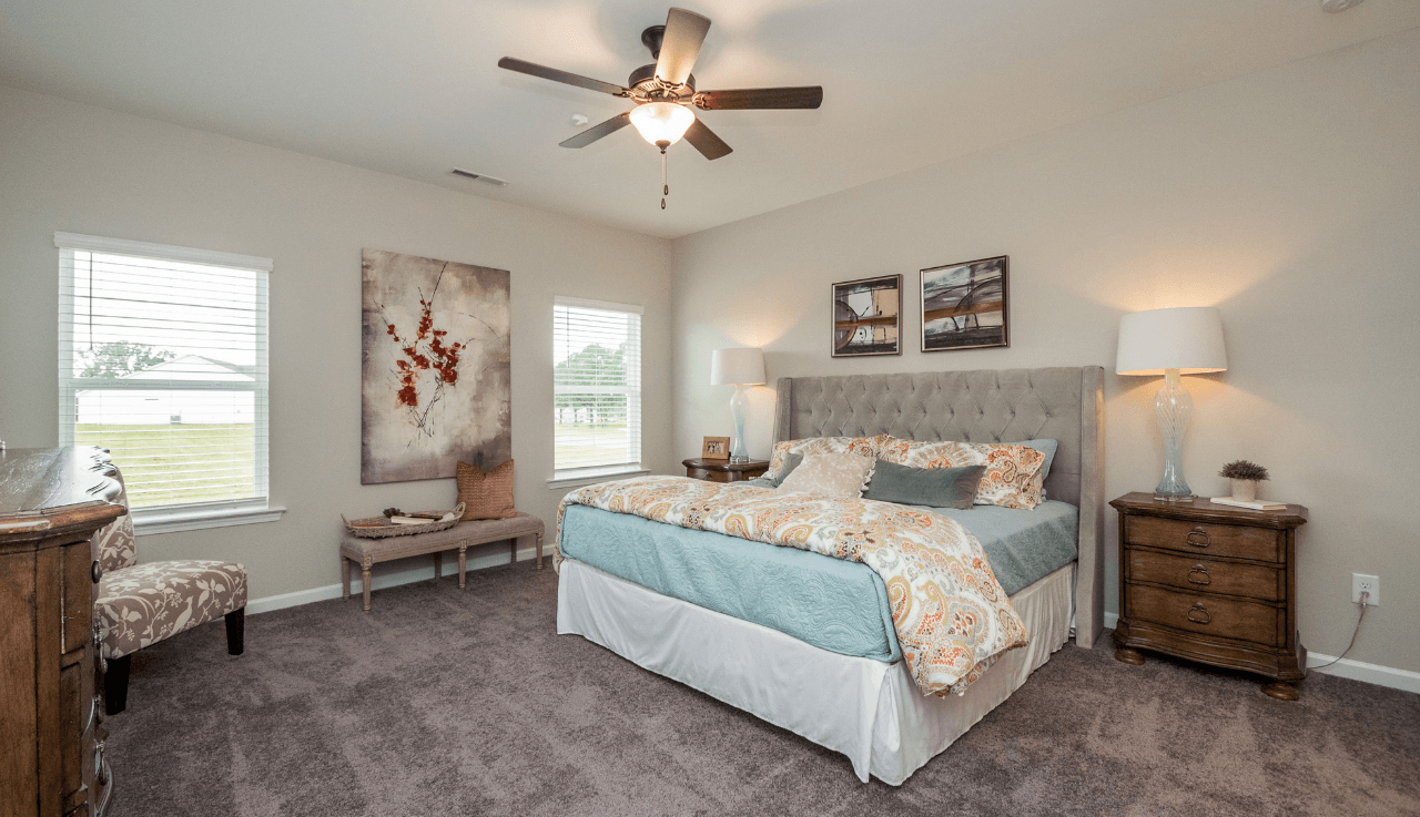 Bedroom featured in The Campbell By Smith Douglas Homes in Raleigh-Durham-Chapel Hill, NC