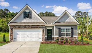 The Campbell - Legacy Farm: Fuquay Varina, North Carolina - Smith Douglas Homes