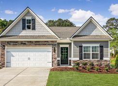 The Campbell - Beverly Place: Four Oaks, North Carolina - Smith Douglas Homes