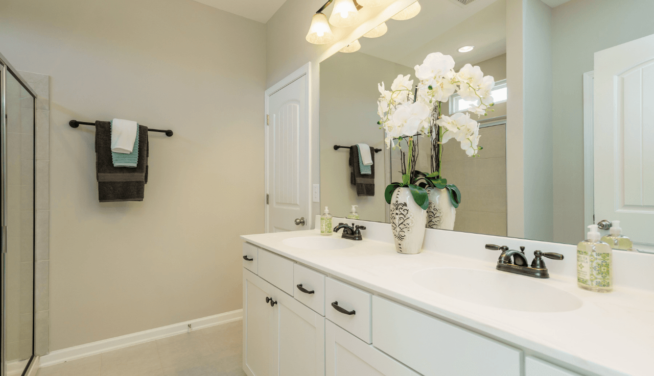 Bathroom featured in The Ellijay By Smith Douglas Homes in Raleigh-Durham-Chapel Hill, NC