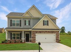 The Ellijay - Lexington Farms: Sanford, North Carolina - Smith Douglas Homes