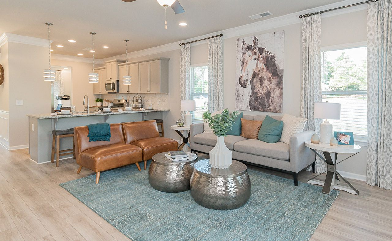 Living Area featured in The Carlyle By Smith Douglas Homes in Birmingham, AL