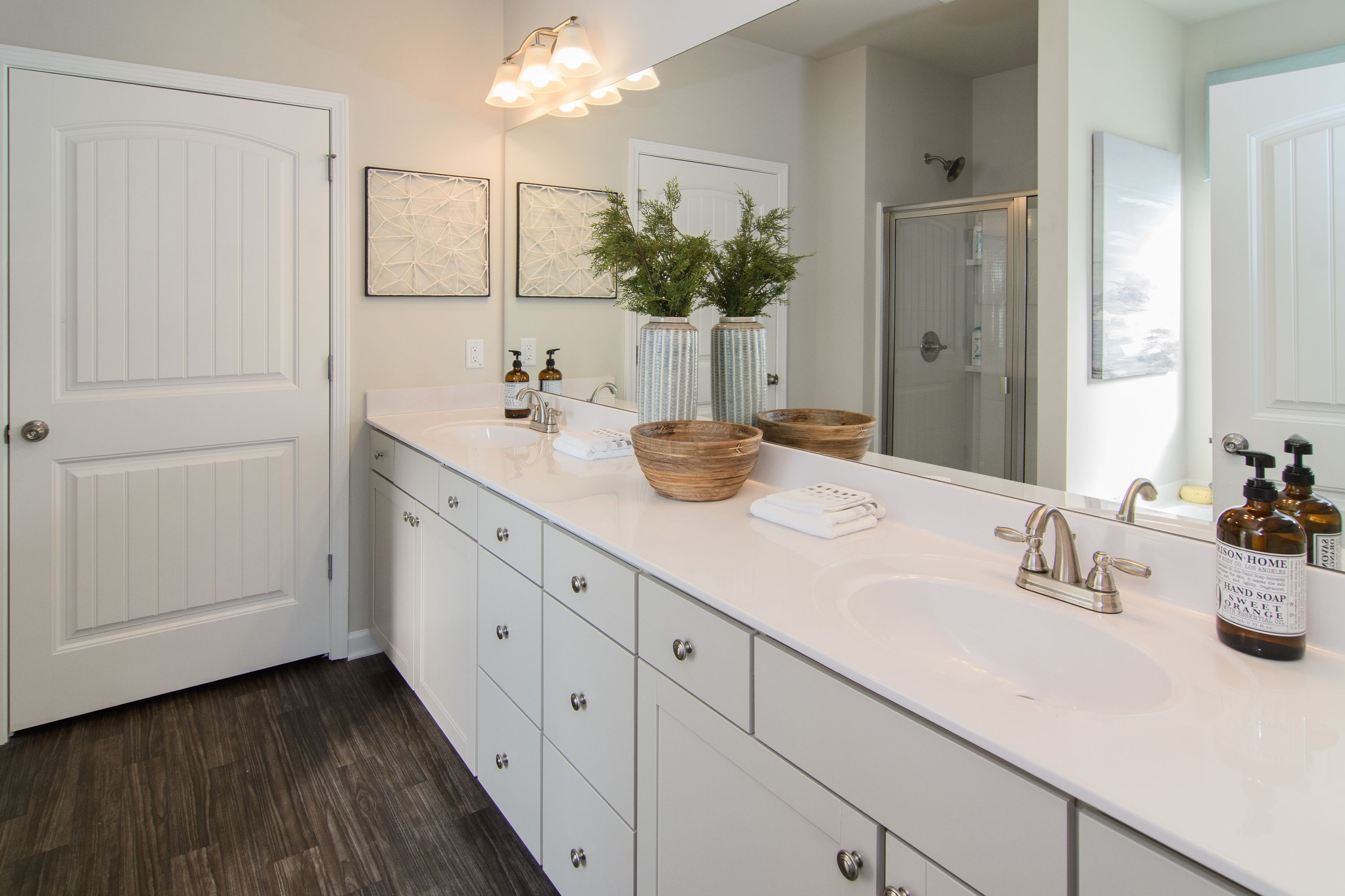 Bathroom featured in The Carlyle By Smith Douglas Homes in Birmingham, AL