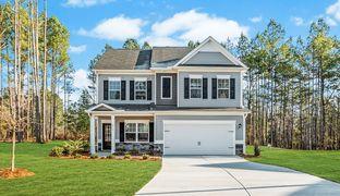 The Cochran - East Hampton: Clayton, North Carolina - Smith Douglas Homes