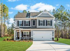 The Cochran - Beverly Place: Four Oaks, North Carolina - Smith Douglas Homes