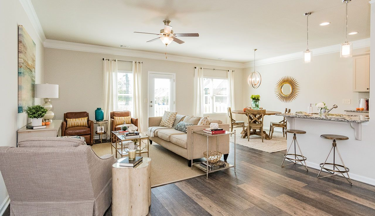 Living Area featured in The Lathem By Smith Douglas Homes in Huntsville, AL