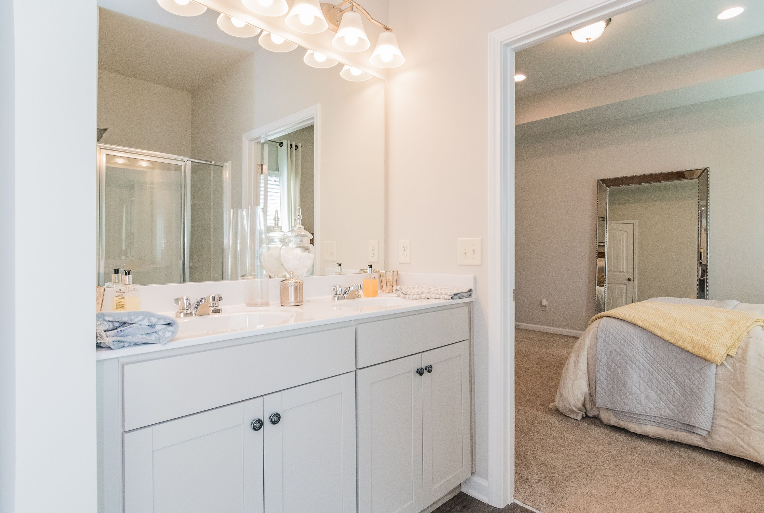Bathroom featured in The Lathem By Smith Douglas Homes in Huntsville, AL