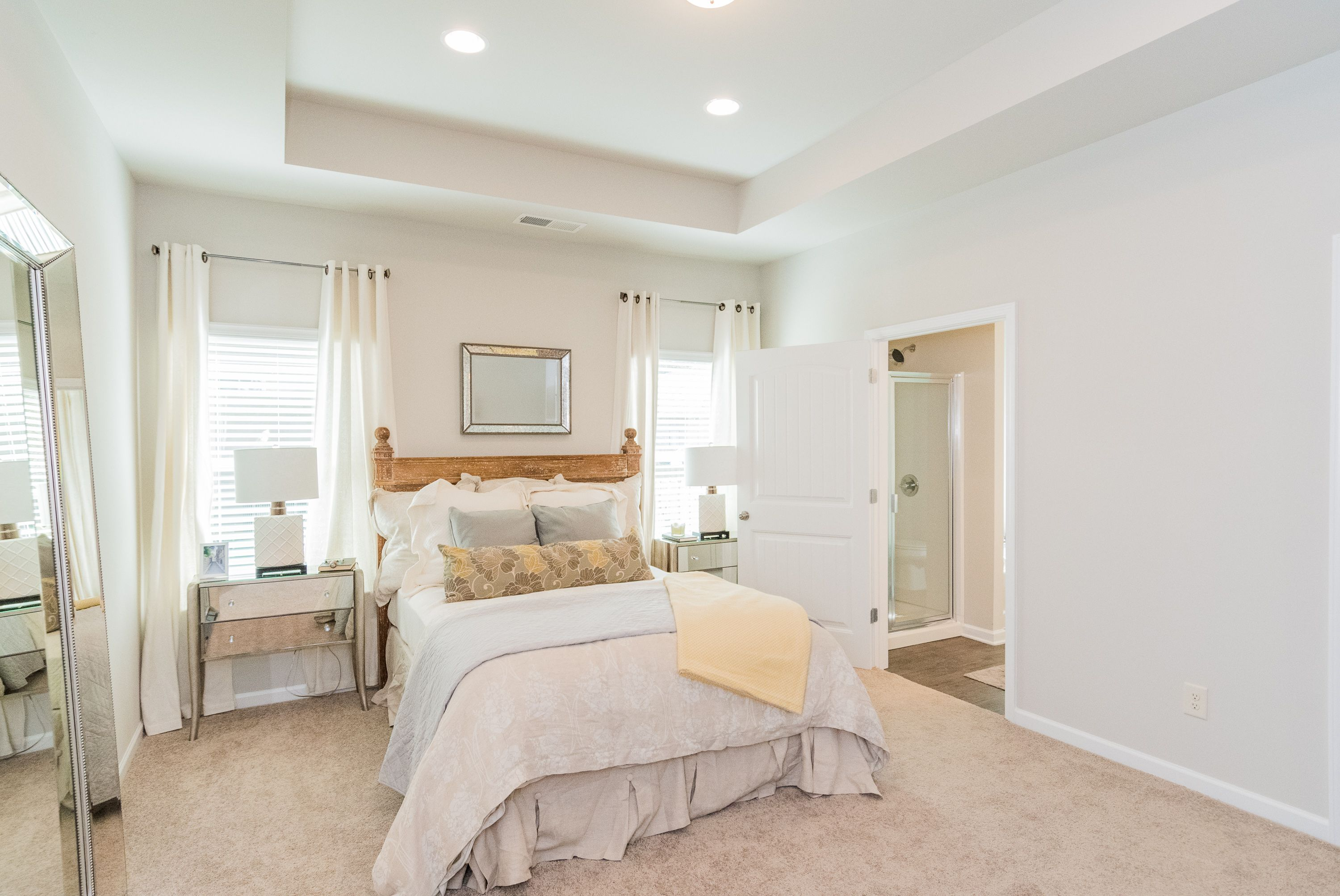 Bedroom featured in The Lathem By Smith Douglas Homes in Huntsville, AL