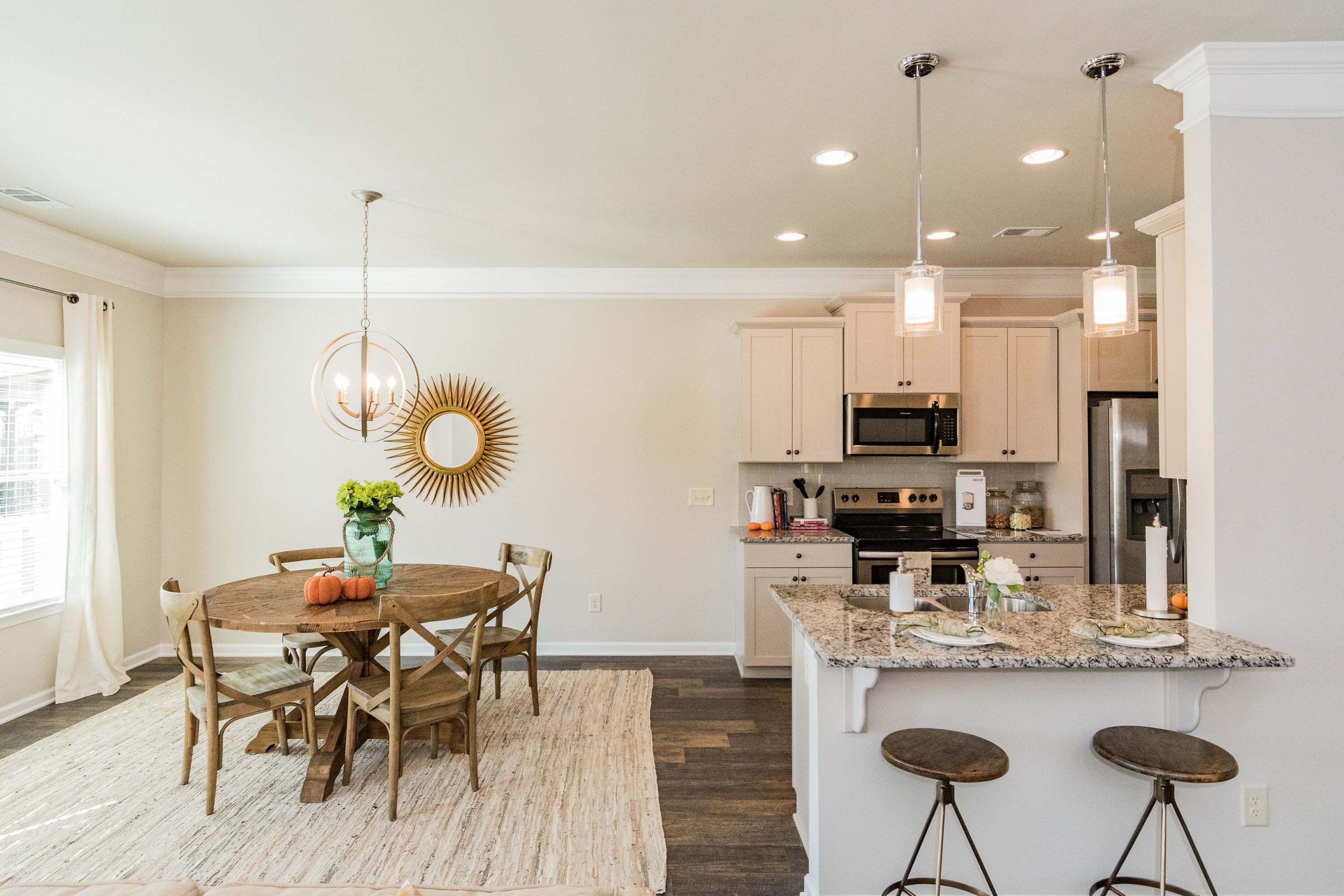 Kitchen featured in The Lathem By Smith Douglas Homes in Huntsville, AL