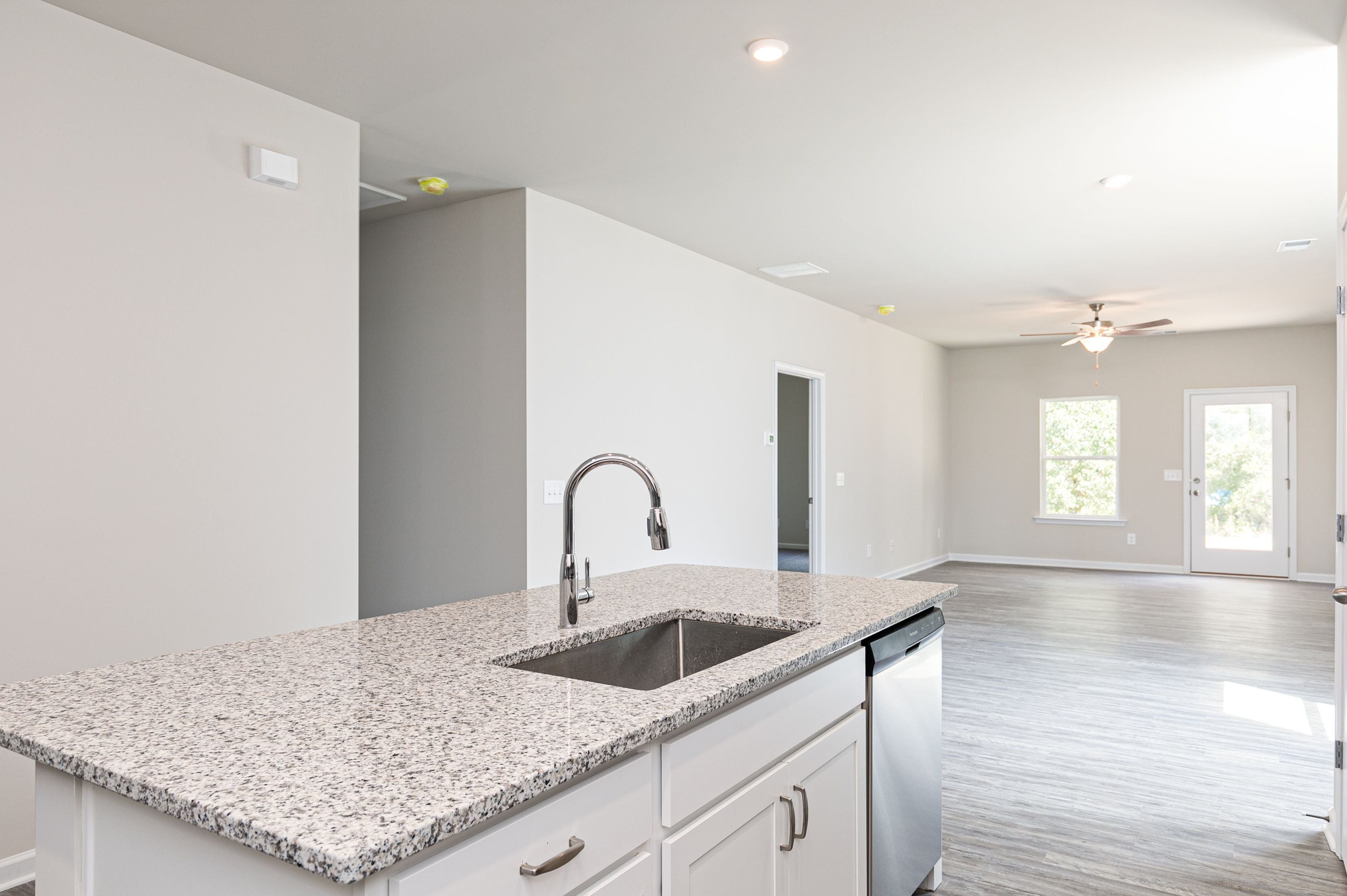 Kitchen featured in The Piedmont By Smith Douglas Homes in Goldsboro, NC