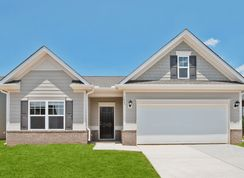 The Lanier - Beverly Place: Four Oaks, North Carolina - Smith Douglas Homes