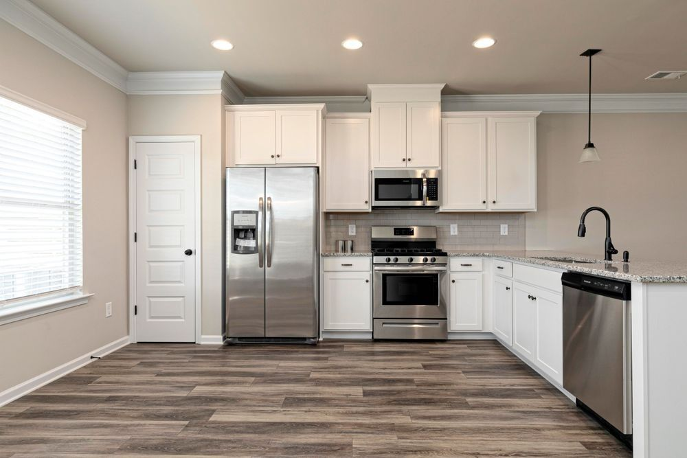 Kitchen featured in The Manchester By Smith Douglas Homes in Nashville, TN