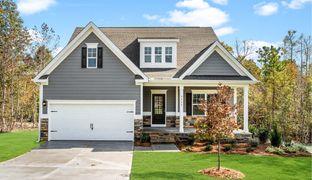 The Reges - Lexington Farms: Sanford, North Carolina - Smith Douglas Homes