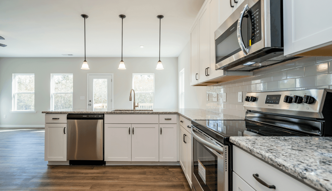 Kitchen featured in The Reges By Smith Douglas Homes in Raleigh-Durham-Chapel Hill, NC