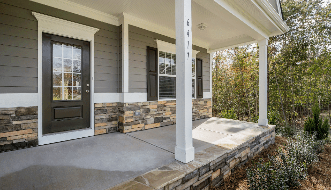 Exterior featured in The Reges By Smith Douglas Homes in Raleigh-Durham-Chapel Hill, NC
