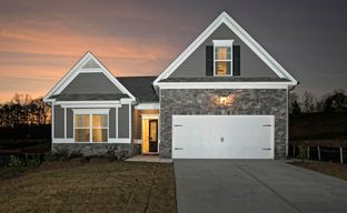 Lake Pointe by Smith Douglas Homes in Anniston Alabama